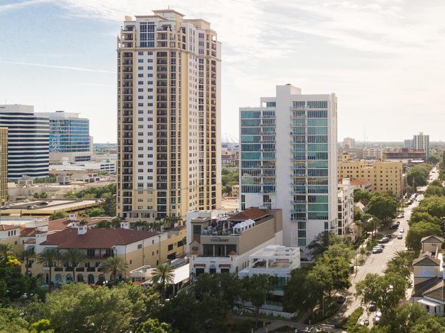 Bliss Luxury Condos Downtown St Petersburg Florida