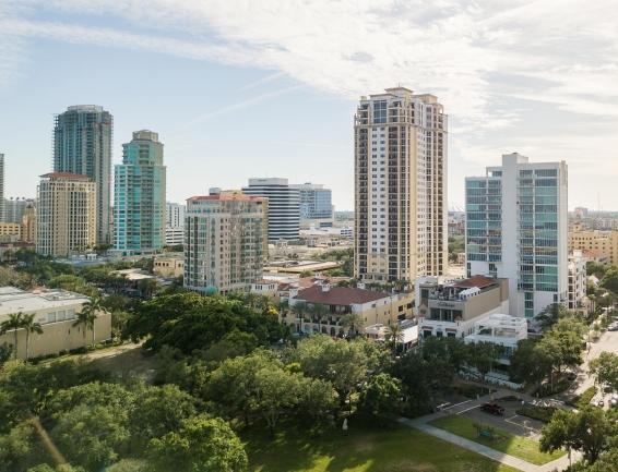 Downtown St Petersburg Florida Condos