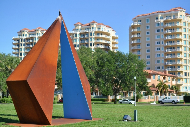 Vinoy Park is Pioneer Park is home of countless music and art festivals and one of many pristine parks located in Downtown St Petersburg Florida