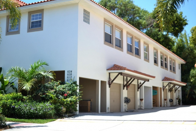 6th Ave Townhomes in Historic Old Northeast St Petersburg Florida