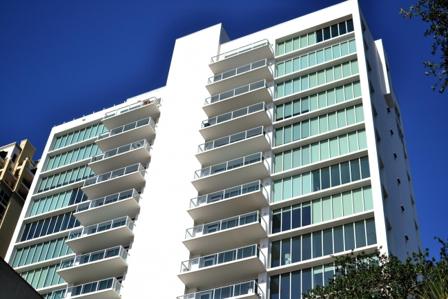 Bliss Luxury Condos Downtown St Petersburg Florida