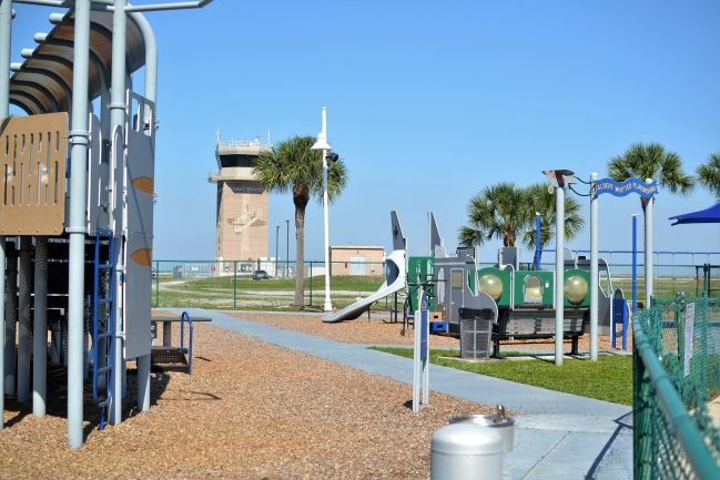 Take the family to Albert Whitted Park, one of many waterfront parks within walking or biking distance of Huntington Townhomes